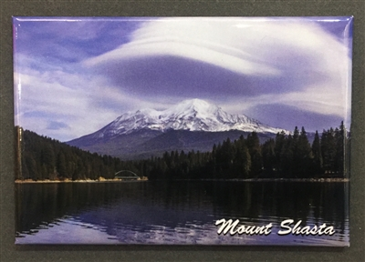 Photo Magnet - Lake Siskiyou