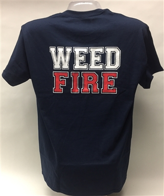 Shirt - Weed Fire