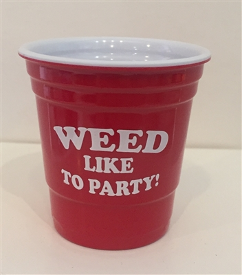 Shot Glass - Red Solo Cup