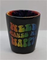 Shot Glass - TieDye