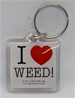 Key Chain - I Heart